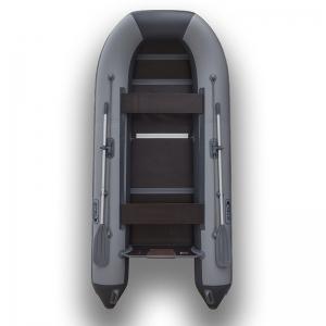 Моторно-гребная бескилевая лодка Stel 02/300(n)