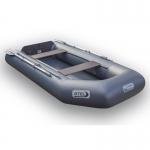 Моторно-гребная бескилевая лодка Stel 02/280 light