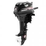 Двухтактный лодочный мотор HIDEA HD15FHS