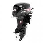 Двухтактный лодочный мотор HIDEA HD40FES-T (гидроподьем)
